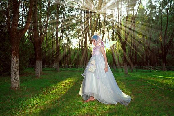 9月20日(周日)奥林匹克森林公园森系人像摄影活动