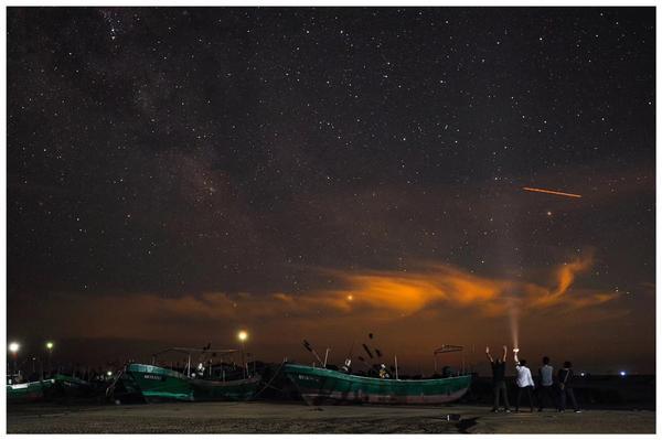 2020-9-18.19.20湛江硇洲岛人像星空旅拍