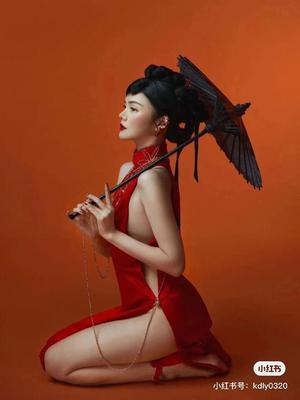 「摄影活动通告」置景棚拍·性感中国风  2021.1.30周六