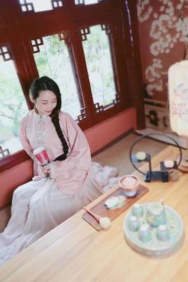 索尼大法好——中国风人像室内拍摄