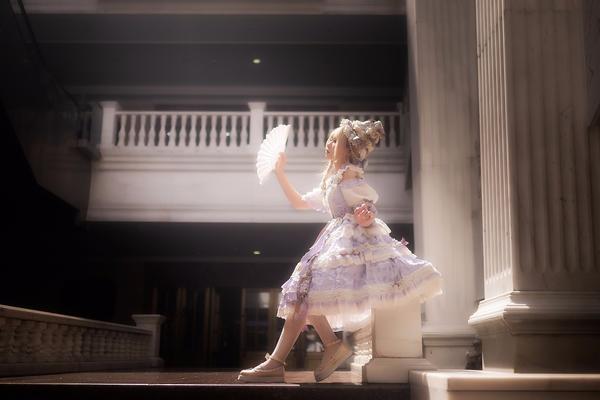 「活动通告」外景人像·洛丽塔少女lolita裙 2021.5.3下午