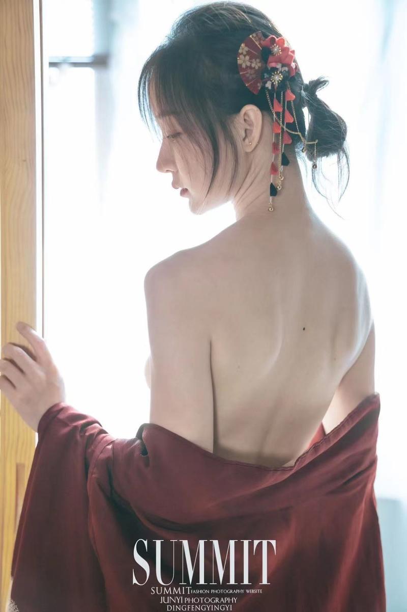 【高端样片局】7月10日《花と蛇》网红模特出镜日系裸背+极道纹身电影场景创作主题活动(日系裸背)